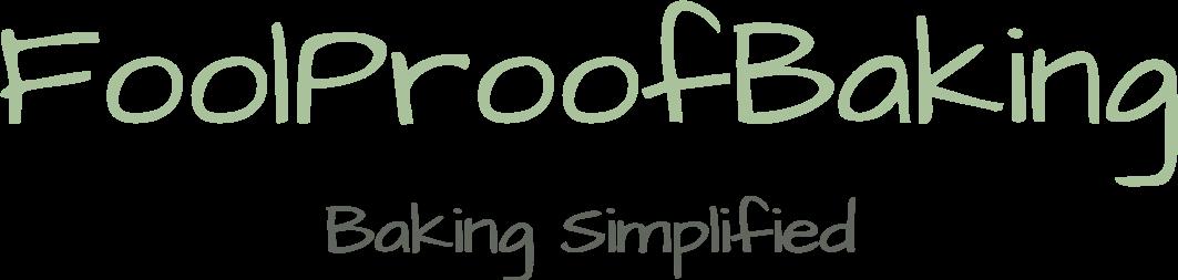 FoolProofBaking