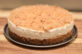 Grandma's cheesecake