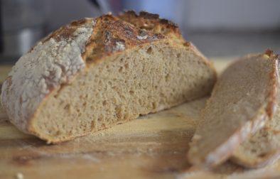 Double-fed Sourdough Rye