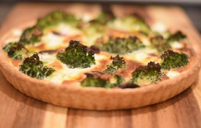 broccoli tart