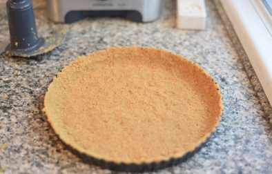 pie biscuit crust