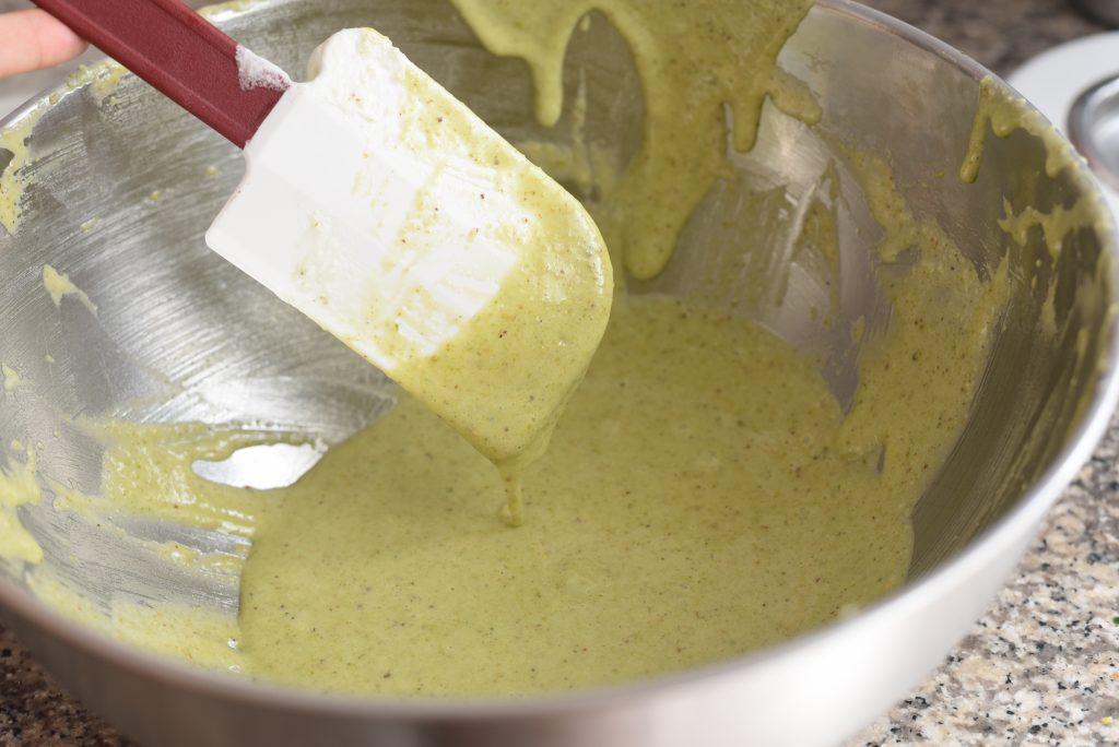 gluten free pistachio cookies